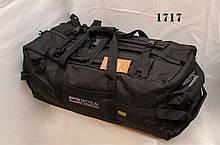 Сумка\рюкзак (80l) Cordura черная