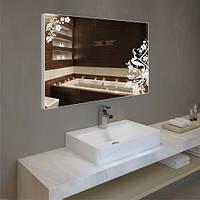 Зеркало для прихожей + LED + сенсор, фото 1