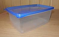 Пластиковый контейнер 0,8л