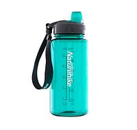 Бутылка для воды 0,75л с поилкой NatureHike Sport bottle Tritan™ NH17S010-B