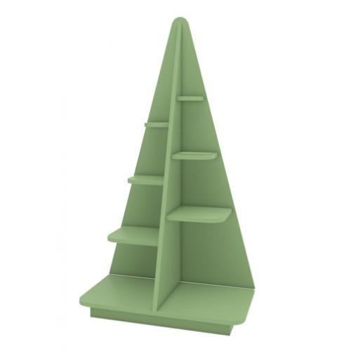 Стеллаж елка