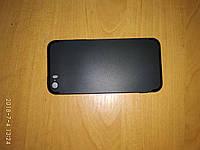 Мякий тонкий чохол на iphone 5, 5s, SE, фото 1