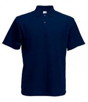 Детская футболка поло 417-А3-В678  fruit of the loom