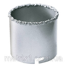 Кольцевая коронка с карбидным напылением, 33 мм // MTX