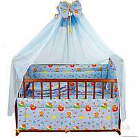 """Комплект постельного белья для новорожденного """" Лето"""""""