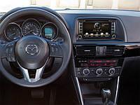 Штатная магнитола Mazda CX-5, Mazda 6 2012+