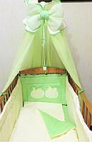 Комплект постельного белья двухсторонний