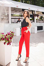 Женский брюки с завешенной талией, фото 2