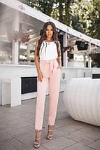 Женский брюки с завешенной талией, фото 3