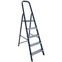 Лестница-стремянка стальная 5-ступенчатая СельхозПромСтрой