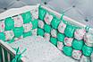 Бортик Бом-Бон Мята+Пироженые, фото 3