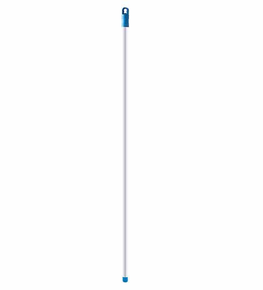 Рукоятка металлическая, резьба, 120 см*22 мм