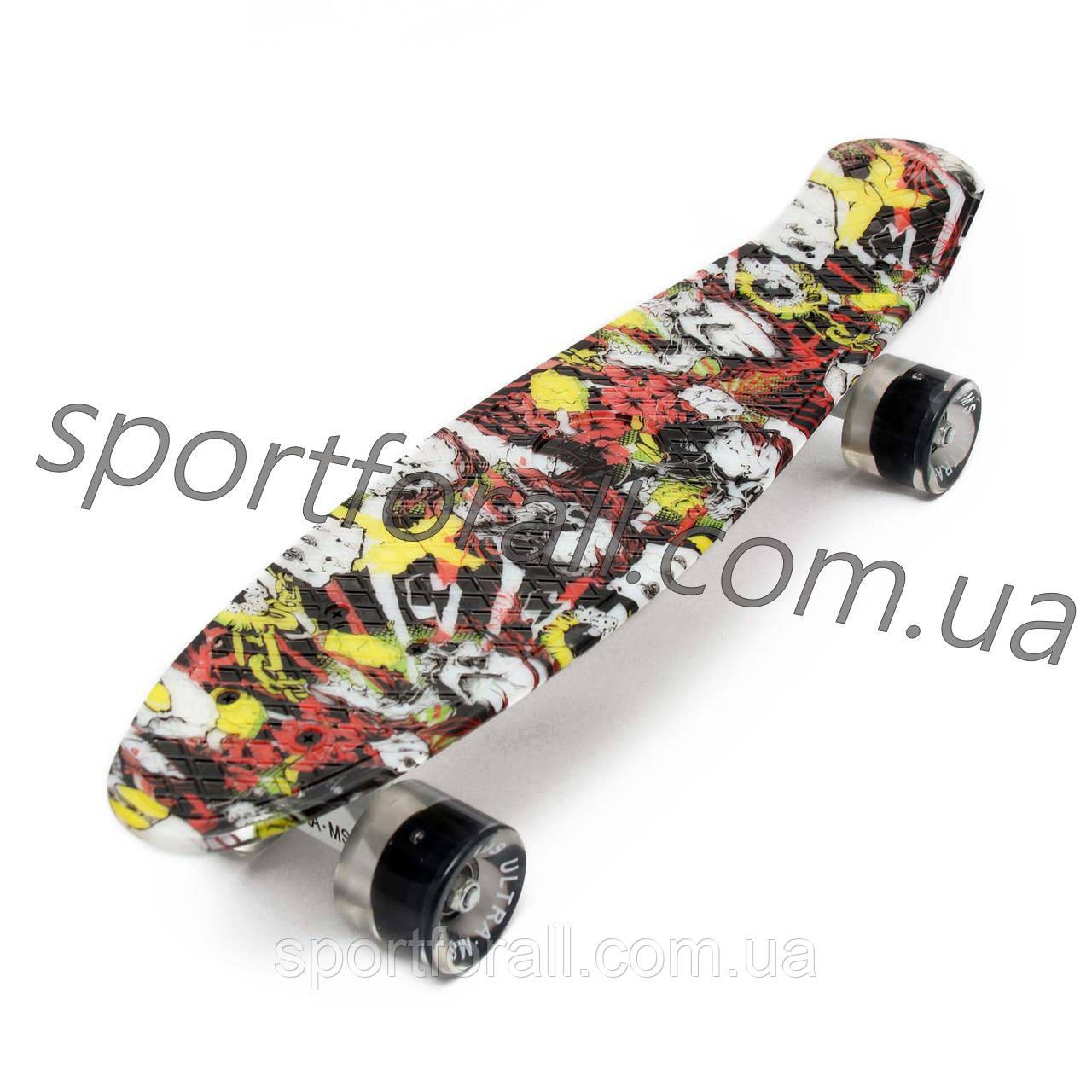 Пенниборд (скейтборд) LUSKY