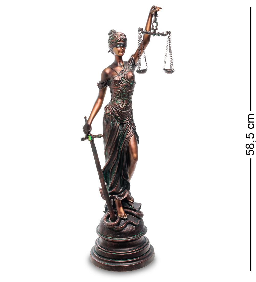 Статуэтка Фемида - Богиня правосудия GA-36