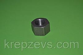 Гайка фланцевая М20 ГОСТ 9064-75 из нерж стали