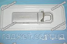 USB флешка MOWEEK нa 32 GB. Металлическая флешка карабин., фото 3