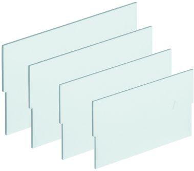 Kaiser Разделительные перегородки Для коробки размером 87 x 87 мм, 1094-20