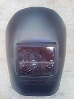 Маска сварщика, пластик стекло 110*90 мм, СИБРТЕХ