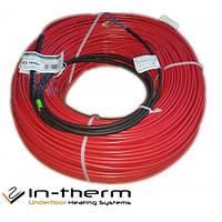 Теплый пол IN-THERM ECO PDSV 20 двужильный кабель, 1850W, 9,2-11,5 м2