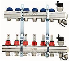 Коллектор для отопления FIV на 3 отвода