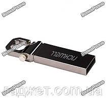 USB флешка 32 GB серого цвета. Флеш накопитель. Флешка., фото 2