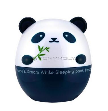 TONY MOLY Осветляющая ночная маска Panda's Dream White Sleeping Pack 50g