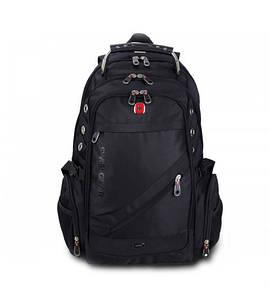 Городской рюкзак Swissgear 1418 + дождевик + кодовый замок