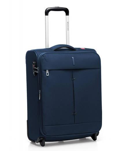 Маленький текстильный чемодан Roncato Ironik на 2-х колесах