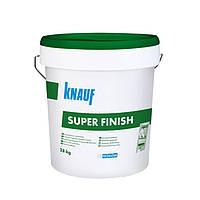 Шпаклевка Knauf Sheetrock Super Finish 28 кг