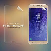 Защитная пленка Nillkin для Samsung Galaxy J7 Duo 2018 матовая