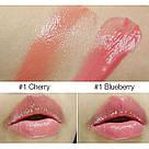 TONY MOLY Бальзам-тинт для губ Черника Mini Blueberry Lip Balm SPF15 PA+ 7g, фото 4