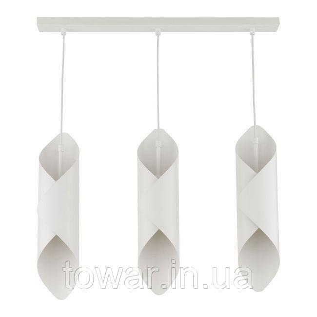 Лампа подвесная MINOS 3 X 60 W E27 белая