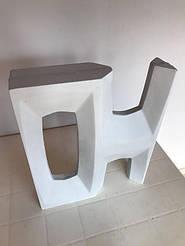 Готовые бетонные и гипсовые 3D перегородки из форм BobrovMold. 4