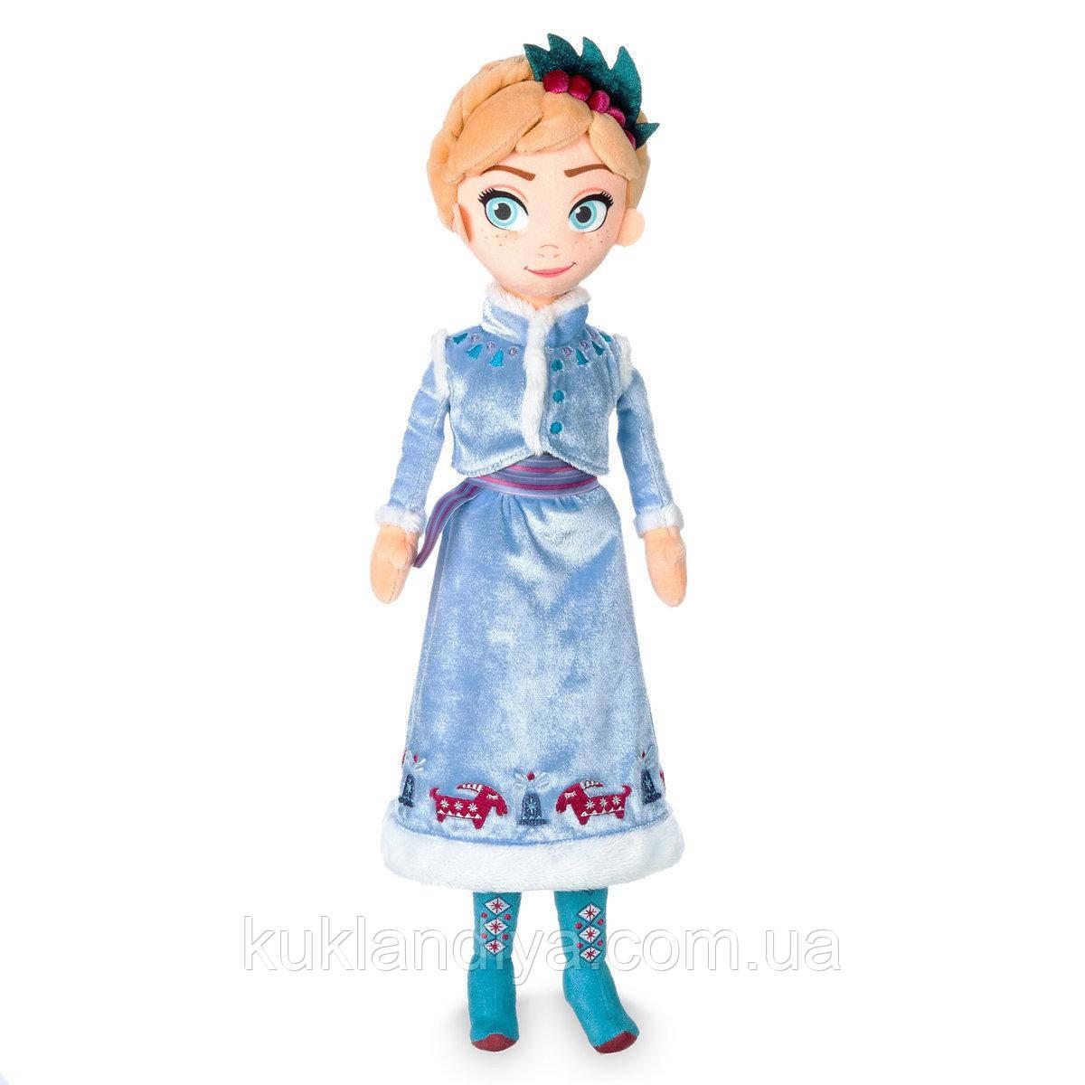 Плюшевая кукла Анна Disney Frozen 45 см.