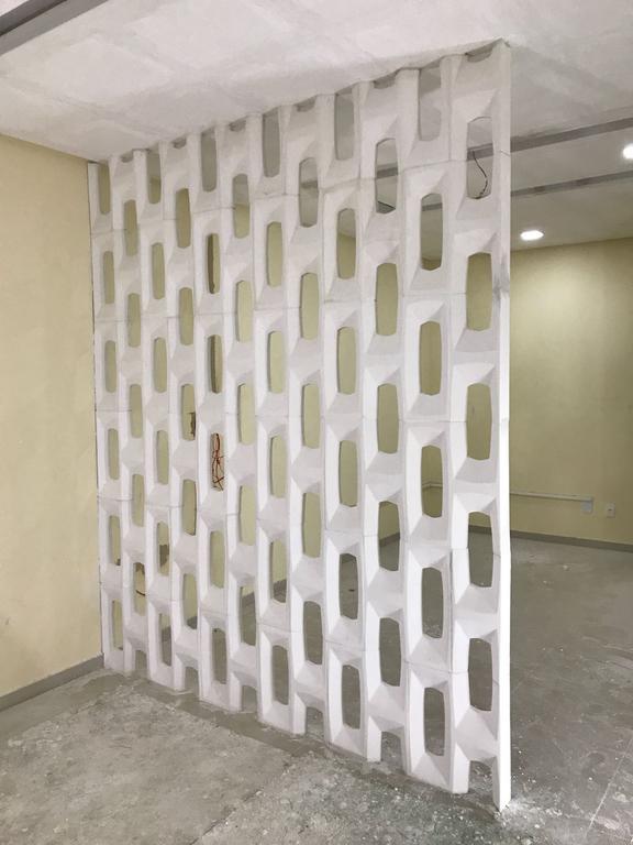 Готовые бетонные и гипсовые 3D перегородки из форм BobrovMold.