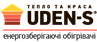 Металокерамічна нагрівальна панель UDEN–S Uden–500, фото 5