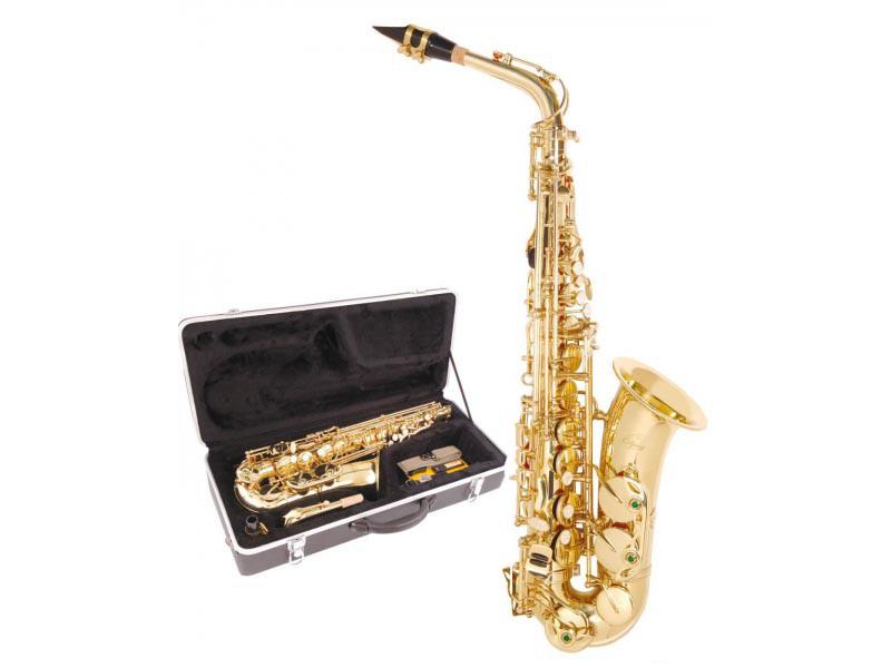 Альт саксофон ODYSSEY OAS130, набір з кейсом