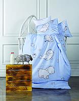 Комплект постельного белья для новорожденных Karaca Home Pretty