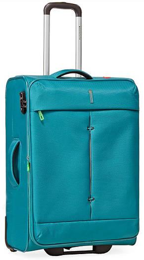 Средний текстильный чемодан Roncato Ironik на 2-х колесах
