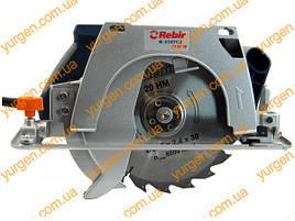 Дисковая пила 2.15 кВт 205 мм Rebir IE-5107G2