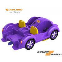 Водный велосипед Kolibri mini Beetle Violet Yellow