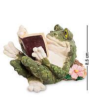 Фигура Лягушка с книгой (Sealmark) FG-6275-XC
