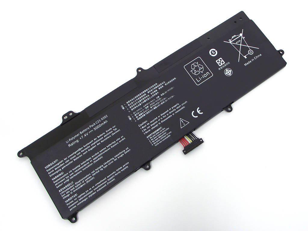 Аккумулятор к ноутбуку Asus VivoBook S200 S200E X201E X201E X202 X202E