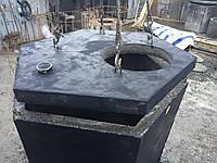 Септик 2,6 м.куб. для систем автономной канализации дачи, загородного дома