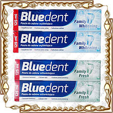 Зубная паста Bluedent 125 мл.