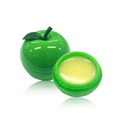 TONY MOLY Бальзам для губ Зеленое яблочко Mini Green Apple Lip Balm SPF15 PA+ 7,2g