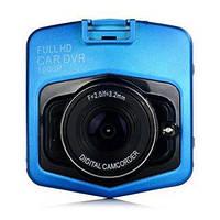 Novatek GT300 Night Vision Dash Cam Blue