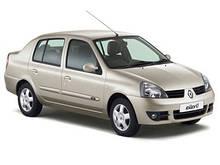 Renault Clio і Symbol
