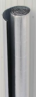 Каучуковая синтетическая изоляция Алюфом RC (19 мм)