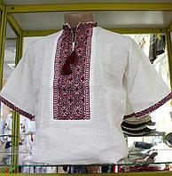 Вышиванка мужская лен в Украине. Сравнить цены b02c01530e4da